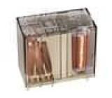V23047A1024A501 Relé elektromagnetické DPDT Ucívky:24VDC 6A/250VAC 6A/30VDC