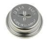 Akumulátor - baterie Ni-MH V40H knoflíkové 1,2V 0,04Ah Ø11,3x5,2mm