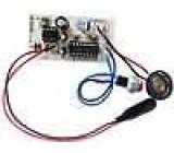 ZSM-NE009 Elektronická stavebnice pro samostatné sestavení hrací skříňka 4-9VDC