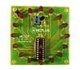 ZSM-NE027 Elektronická stavebnice pro samostatné sestavení elektronická ruleta 5VDC