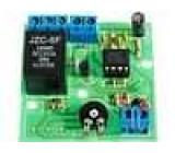 ZSM-NE052 Elektronická stavebnice pro samostatné sestavení termostat 12VDC 10A
