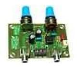 ZSM-NE125 Elektronická stavebnice pro samostatné sestavení aktivní filtr pro subwoofer