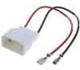 Adaptér pro reproduktor Ford C-MAX 2003->, Ford Fiesta 2009->, Ford S-Max 2007->
