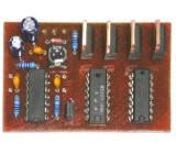 Regulátor krokových motorků 12 až 24V STAVEBNICE