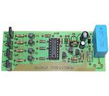 ZSM-10 Elektronická stavebnice 4 kanálový světelný had