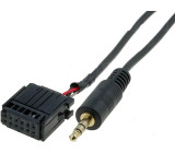 Redukce AUX 12pin pro Ford 2004-> Jack 3.5mm stereo
