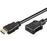 Kabel Dispaly Port 1.1 Display Port vidlice z obou stran 2m