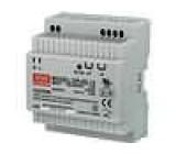 Zdroj spínaný 54W 12VDC 4,5A 85-264VAC 124-370VDC na DIN lištu
