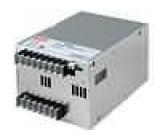 Zdroj spínaný 600W 12VDC 50A 88-264VAC 124-370VDC 1,9kg