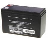 12V baterie - akumulátor 7,2Ah