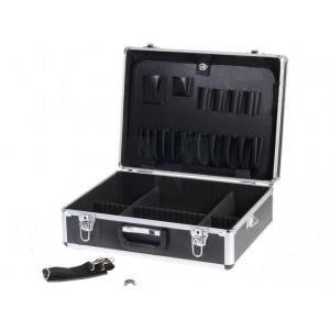 Kufřík univerzální 460x335x155mm hliník