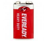 Eveready 9V baterie 1 ks