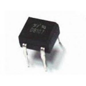 B380C1000DIL diodový můstek 380V~/1A DIL =DB107
