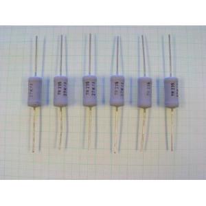 22R TR235, rezistor 4W metaloxid