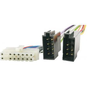 Konektor ISO pro autorádio Clarion 16 PIN ARX 7170 R, ARX 8170 R, DRB 5175 V, DRX 8175 R