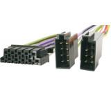 Konektor ISO pro autorádio JVC 11 PIN KD GT 5 R, KD GT 7, KS RT 75 R