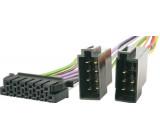 Konektor ISO pro autorádio JVC 13PIN KS RT 404, KS RT 600, KS RT 707