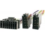 Konektor ISO pro autorádio Panasonic 16 PIN CQ FX 35, CQ FX 355, CQ FX 44, CQ FX 55, CQ FX 555, CQ FX 75, CQ FX 95