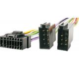Konektor ISO Sony 16 PIN XR 3490, XR 3491, XR 3492, XR 3500, XR 3501, XR 3502, XR 3503