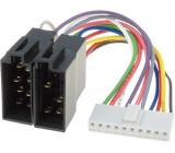 Konektor ISO pro autorádio Kenwood 10 PIN KRC 155 D, KRC 255 D, KRC 953 D