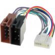 Konektor ISO Sanyo 16 PIN FXR 42RD, FXR R 502