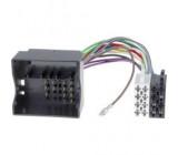 Adaptér - konektor pro Citroen C3 2003, Citroen C4 2004, Citroen C5 2004 ISO
