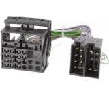 Konektor ISO pro autorádio VW 16 PIN Quadlock pro rádio s navigací MFD2/RNS2