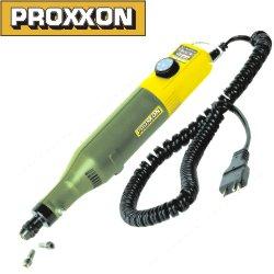PROXXON Miniaturní vrtačka 12-18V 40W 5000-20000 ot./min.