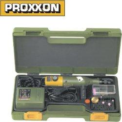 PROXXON Miniaturní vrtačka s příslušenstvím 12V 40W