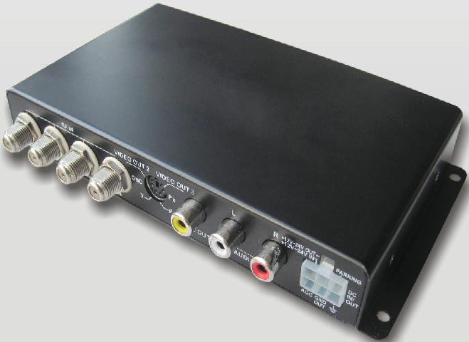 DVB-T digitální tuner + 4 vnitřní antény