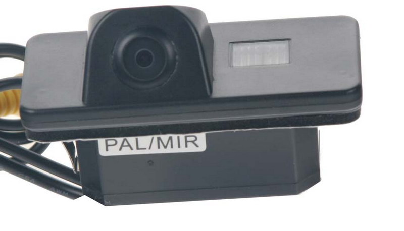 Kamera formát NTSC do vozu BMW 3, 5, X6
