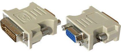 Redukce VGA 15p zdířka - DVI-I (24+5) konektor