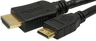 Kabel HDMI(A)-HDMI mini (C) 1,5m