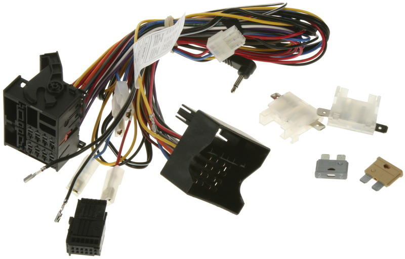 Adaptér do telefonního vstupu autorádia pro Ford Mondeo 2004-2006