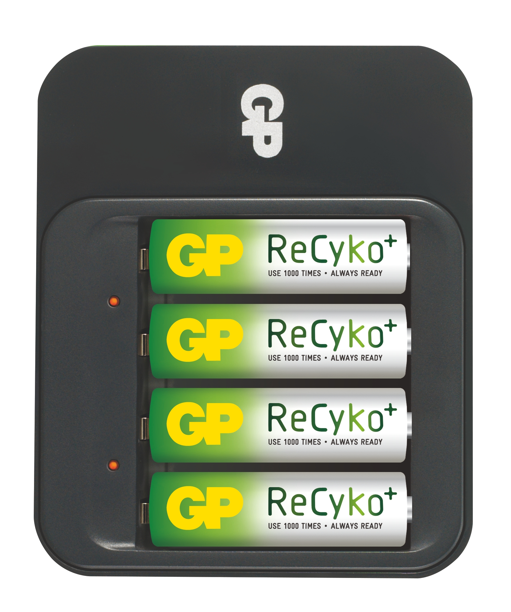 GP BATTERIES GP nabíječka baterií PB550 + 4AA ReCyko