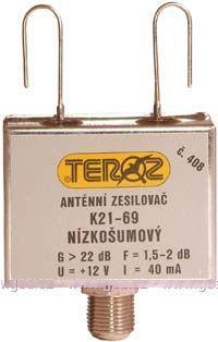 Anténní zesilovač TEROZ 408F