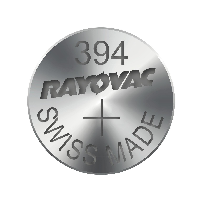 RAYOVAC Knoflíková baterie do hodinek RAYOVAC 394