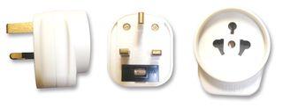 Cestovní adaptér USA/EURO, AUSTRÁLIE ->UK (Anglie)
