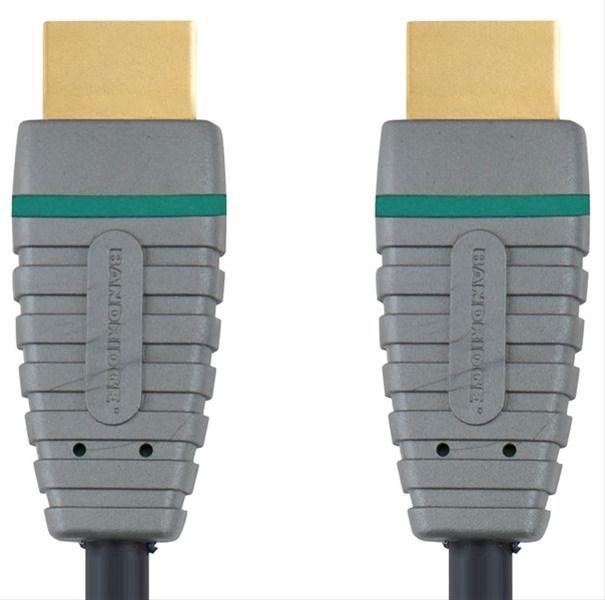 Bandridge HDMI digitální kabel, 1m, BVL1001