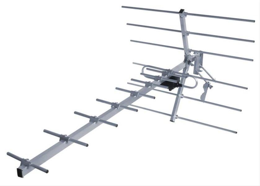 Venkovní DVB-T anténa UHF 14dB 21. - 69.k