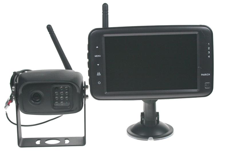 """SET bezdrátový digitální kamerový systém s monitorem 5"""""""