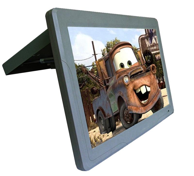 """Stropní monitor 17"""" s pneumatickými tlumiči"""