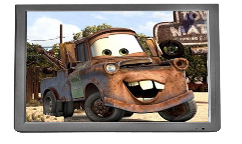 """Stropní monitor 19"""" s fixním držákem"""