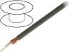 BELDEN Kabel koaxiální RG59 1x75Ω drát Cu 20AWG FRNC šedá 100m