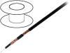 BELDEN Kabel koaxiální RG178 1x75Ω drát CCS PVC černá 50m