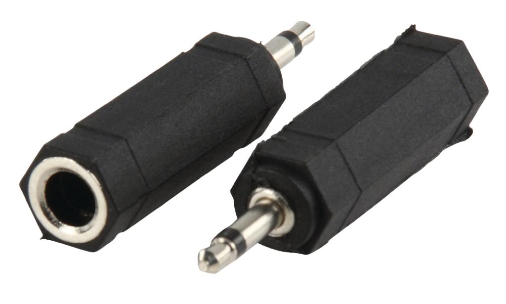 VALUELINE Redukce 3.5mm mono zástrčka - 6.35mm mono zásuvka