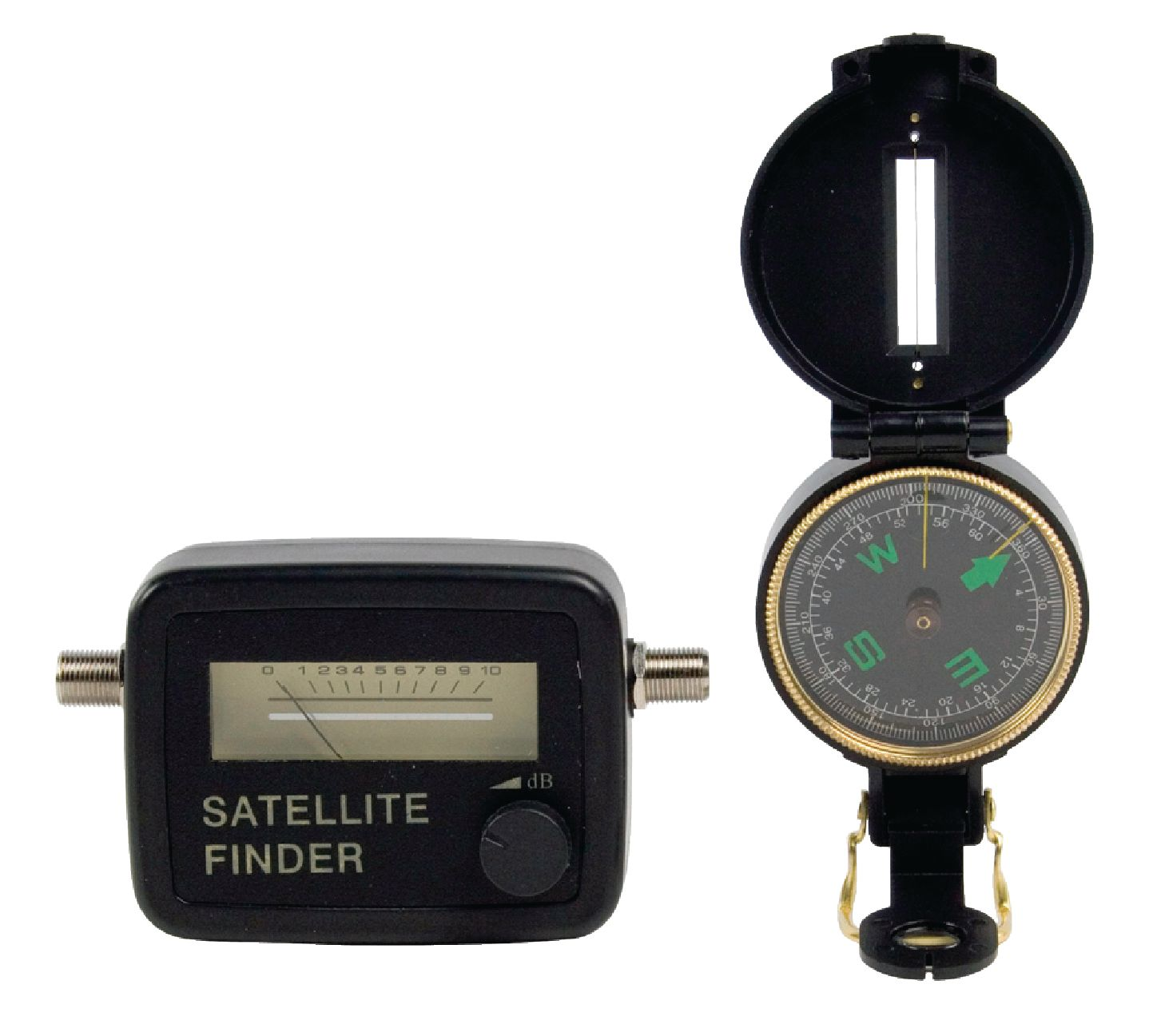 KoNIG Souprava pro vyhledávání satelitů