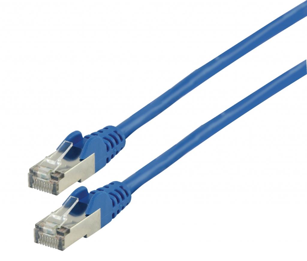 VALUELINE Patch kabel FTP CAT 5e, 20 m, modrý