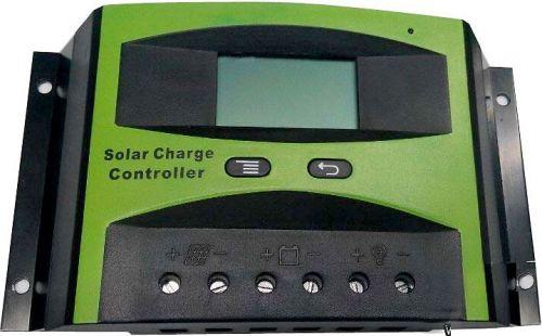 Solární regulátor PWM LD2430S 12-24V/30A