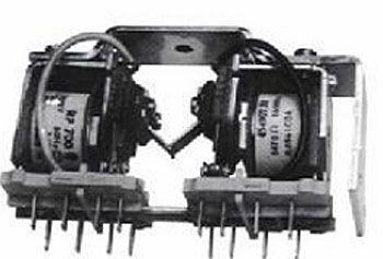 Relé bistabilní RPK700 24V 2x2P